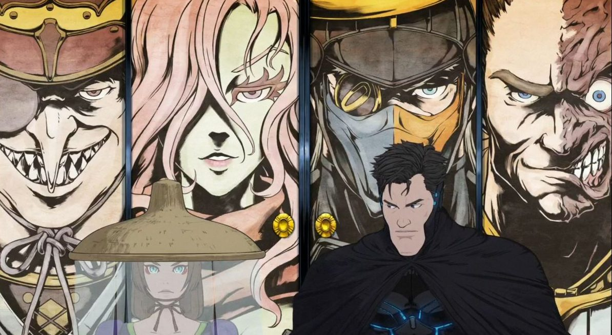 Geek Review Batman Ninja Geek Culture