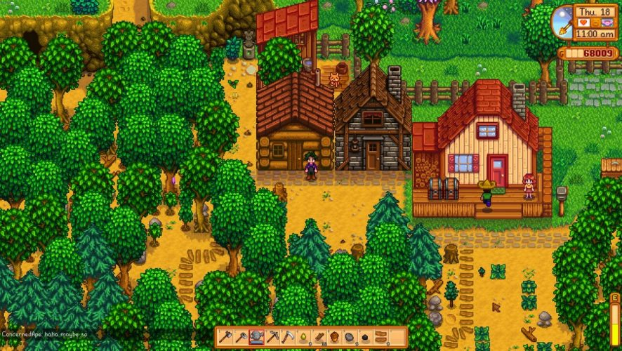 Get In On The Stardew Valley Multiplayer Beta Now!   Geek