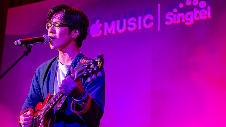 Singtel Introduces Data-Free Apple Music With Six-Months
