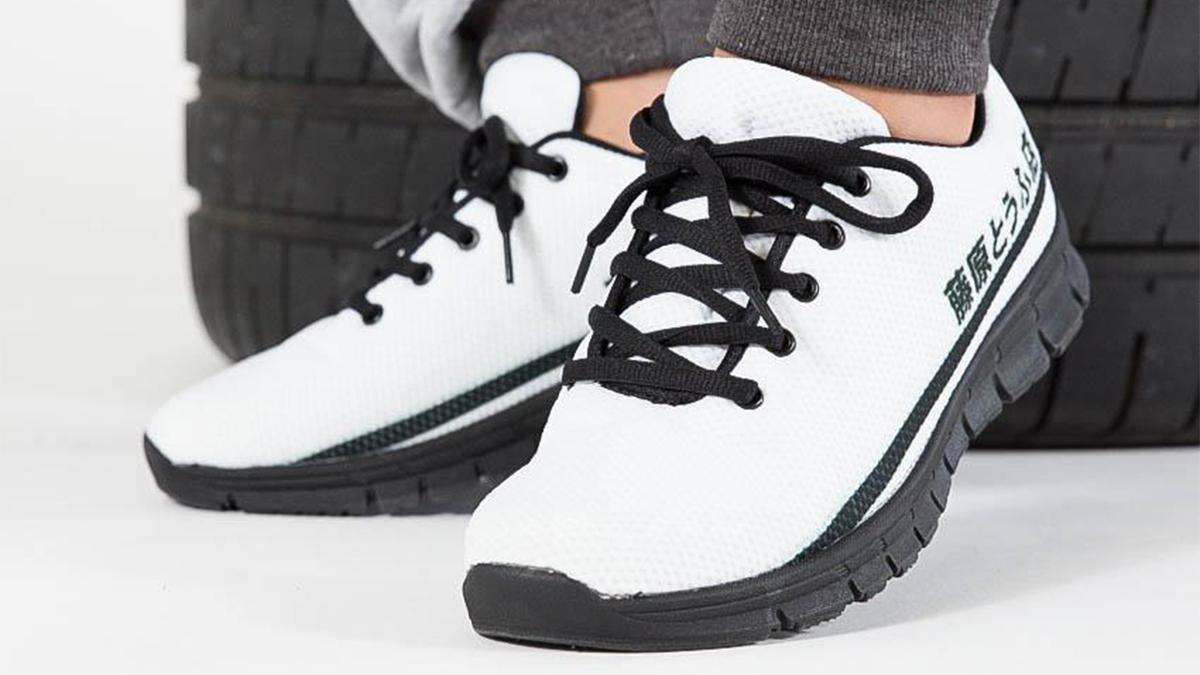 Fujiwara Tofu Store Running Shoes