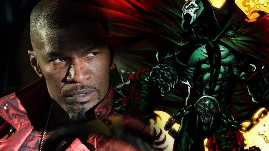Jamie Foxx Set To Star In Spawn Reboot Produced By Blumhouse