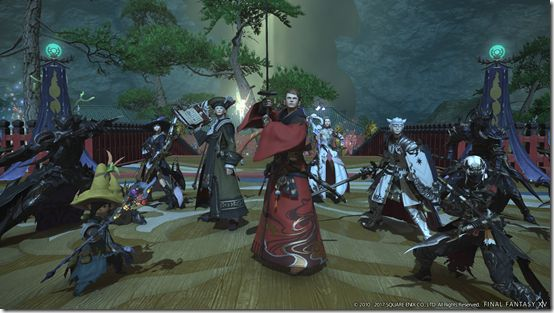 E3 2018: The Undying Passion Of Final Fantasy XIV's Naoki