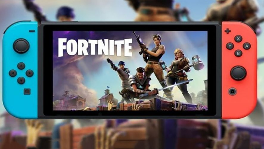 Fortnite Could Possibly Head Over To The Nintendo Switch