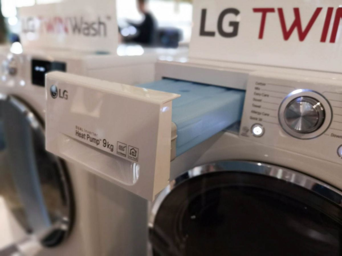 LG Welcomes Smaller-Capacity TWINWash Models As A One-Stop Household