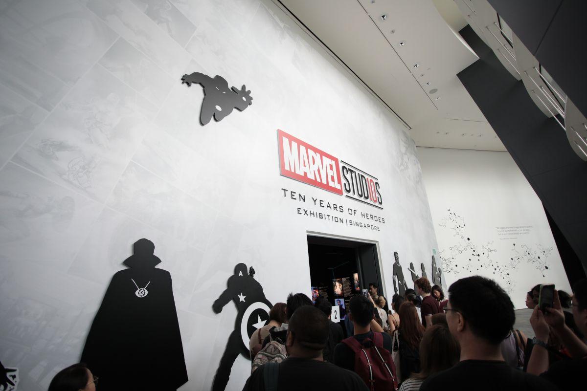 art science museum marvel