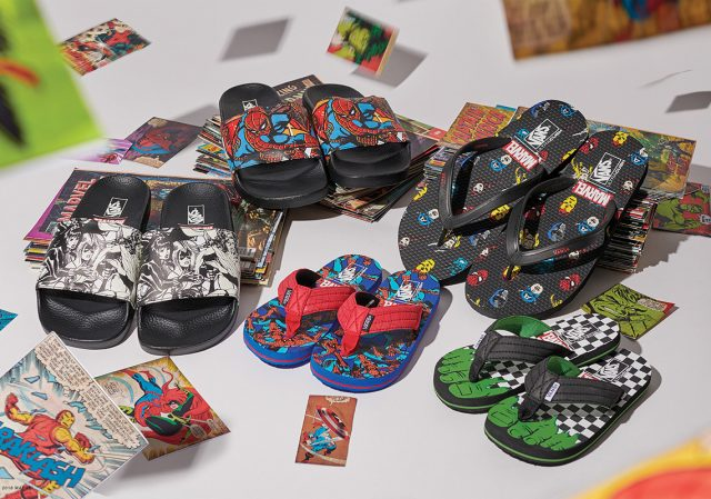 41361670e7 Vans And Marvel Assemble An Epic Superhero Sneaker Collection