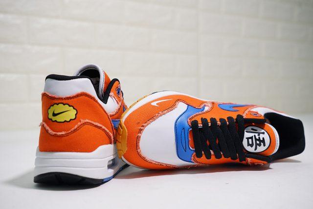 tierra principal Meandro Morgue  Go Super Saiyan With These Custom Dragon Ball Z Nike Air Max Shoes | Geek  Culture