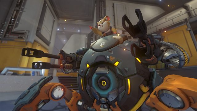 Get The Ball Rolling With Overwatch's New Hamster Hero