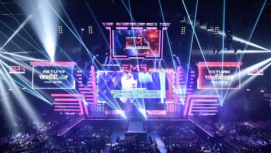 ICBC (Asia) Esports And Music Festival Hong Kong Returns