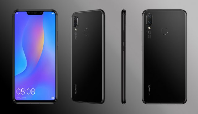 Huawei Launches The nova 3i - A Mid-Range Phone With Dual AI Front