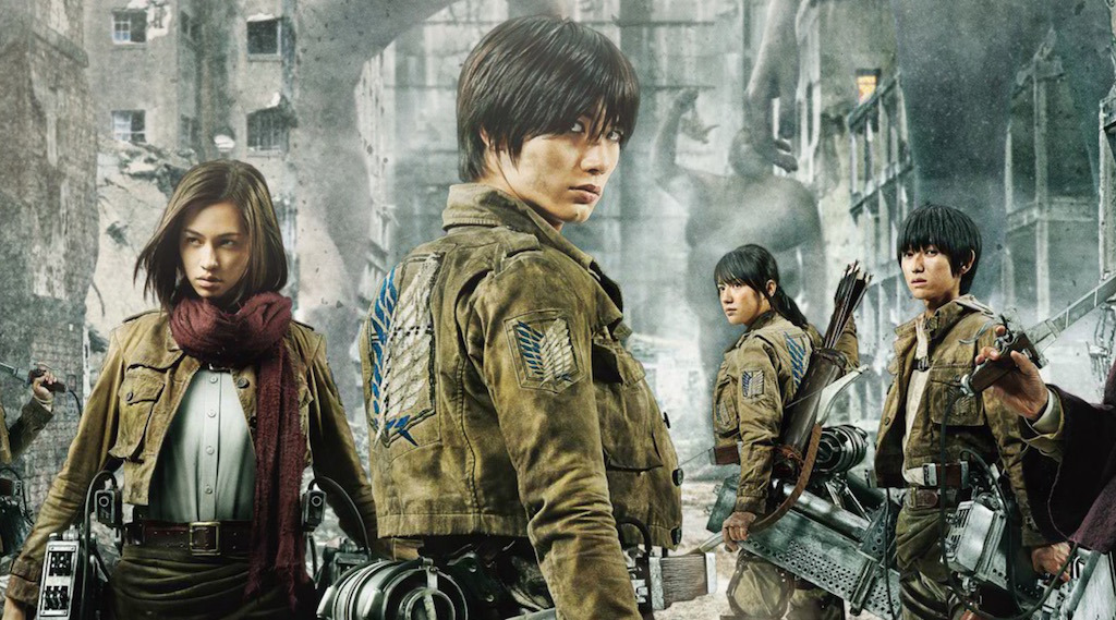The Best And Worst Live-Action Anime Movies Ever Made | Geek