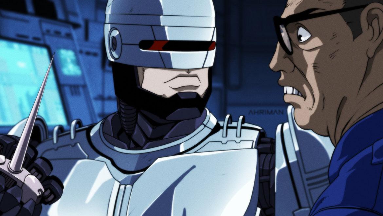 aliens blade runner jurassic park and robocop reimagined as anime