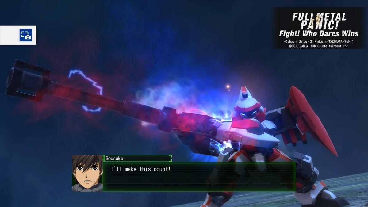 Geek Review: Full Metal Panic! Fight! Who Dares Wins | Geek