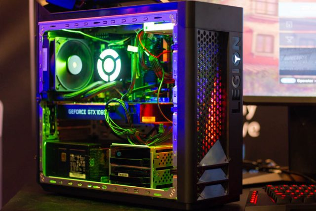 Lenovo Levels Up Their Legion Gaming Computers Kicks Off
