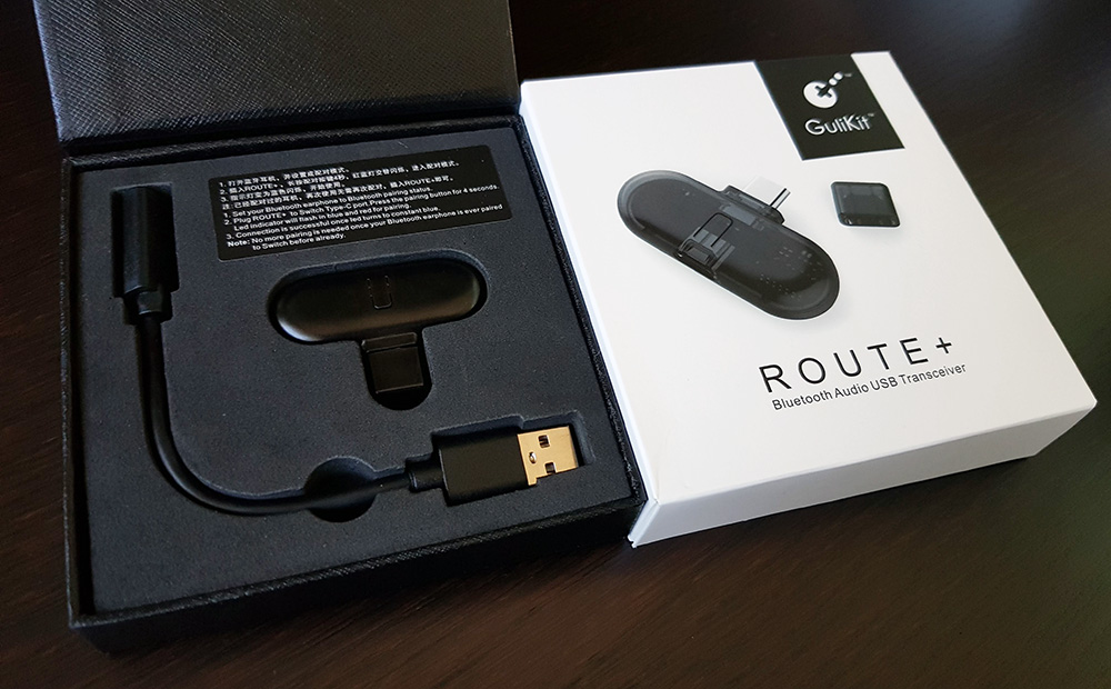 Geek Review: GuliKit ROUTE+ Bluetooth Audio Transmitter for