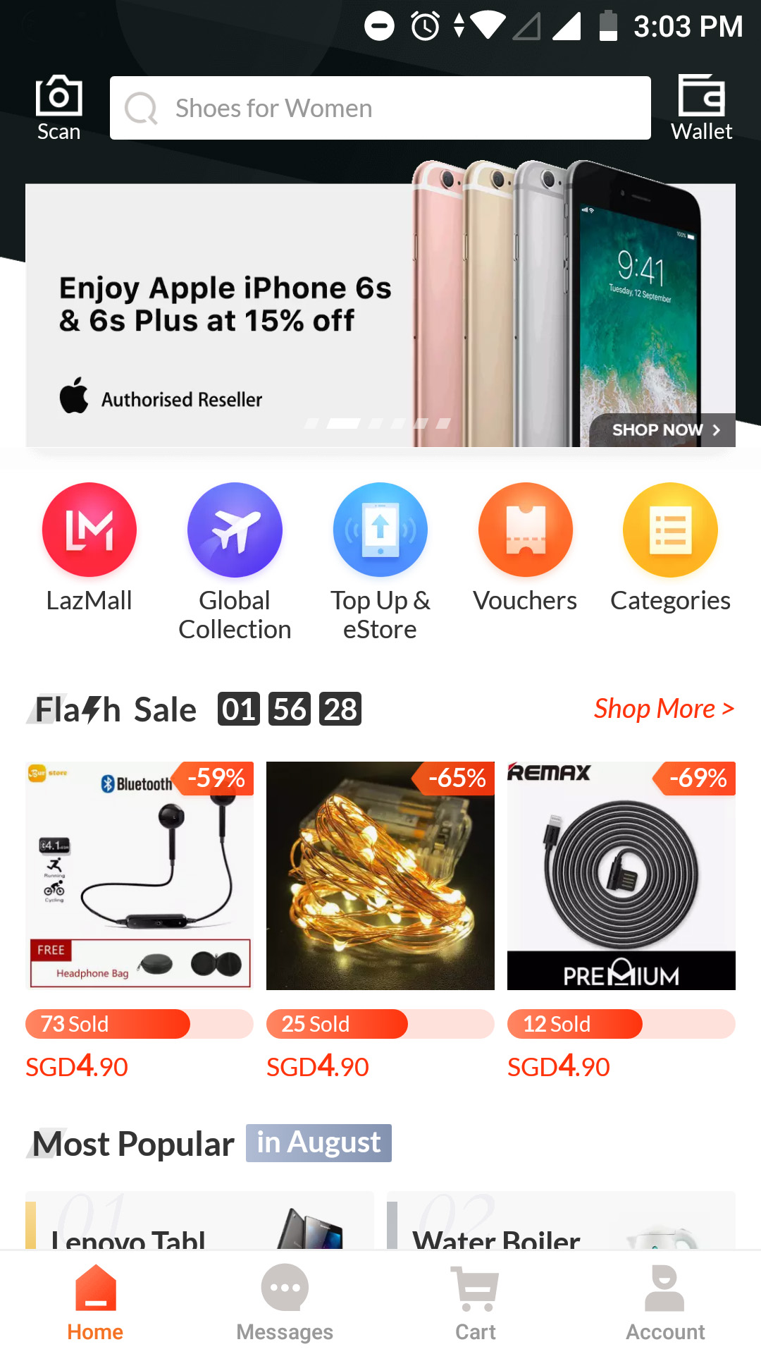 a721778b2 Lazada Wants You To Spend Your Money On Their (Sort Of) Brand New ...