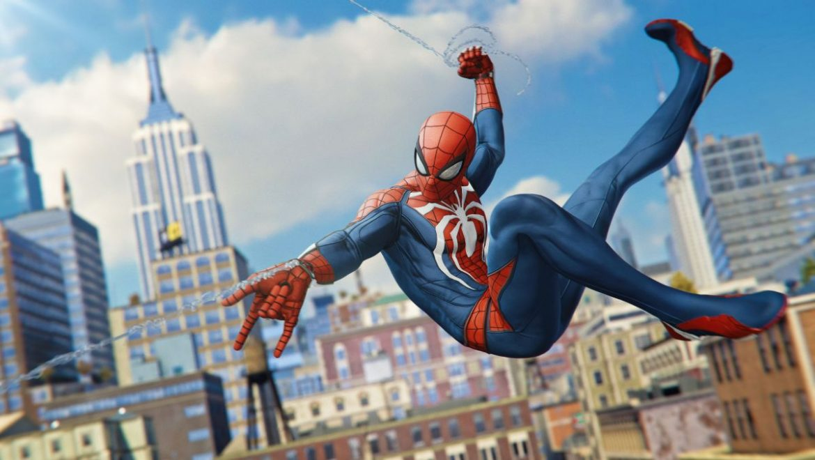 Image result for insomniac games spiderman