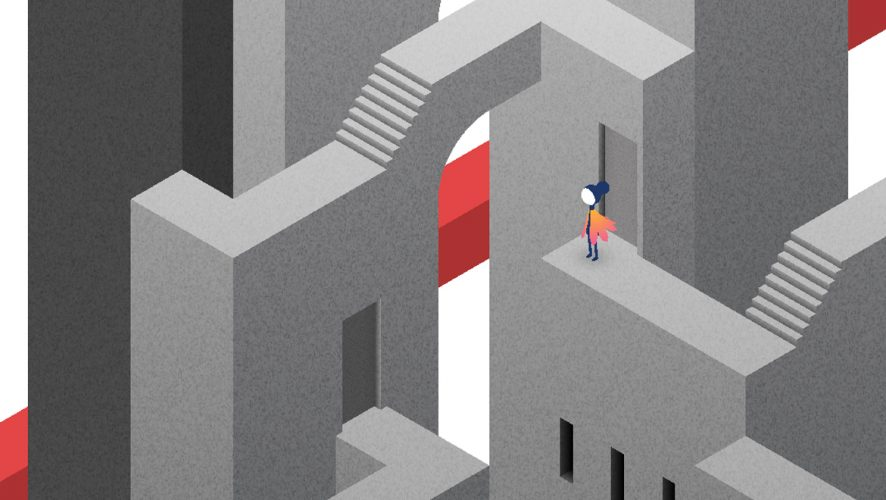 The Dreamy World Of Monument Valley Will Come To Life In New Movie