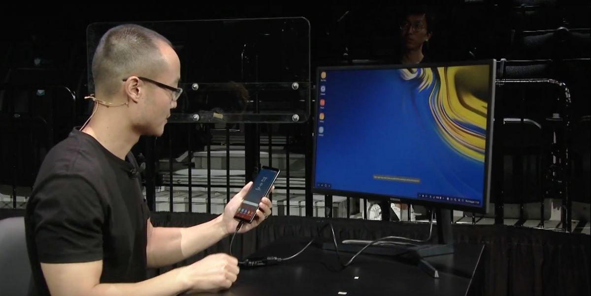 Samsung Unpacked 2018: The Galaxy Note 9 Is Bigger And