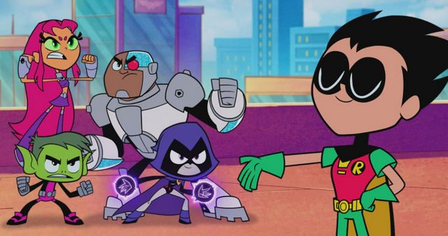 Geek Review Teen Titans Go To The Movies  Geek Culture-8184