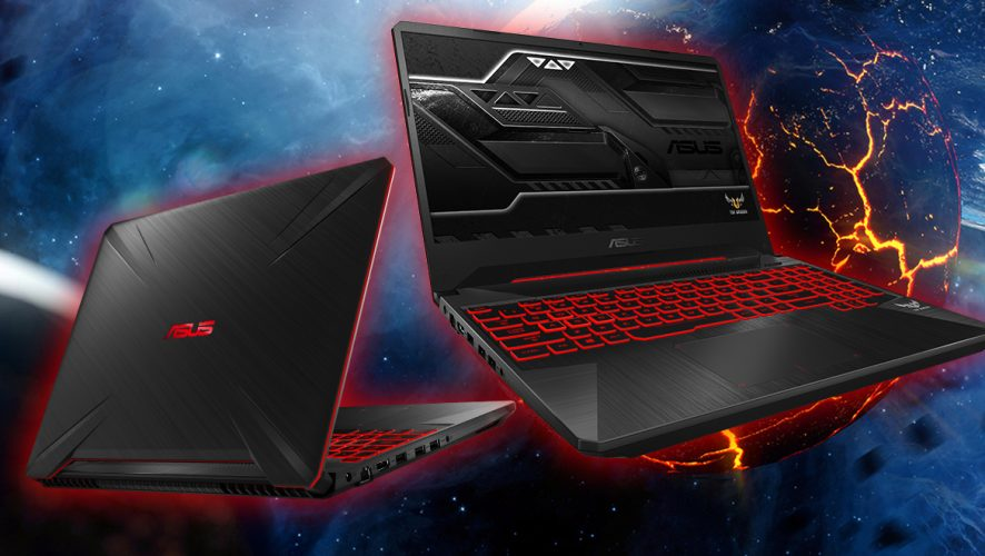 Take Your Battles Online With The Durable ASUS TUF Gaming