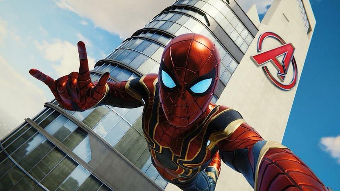 MARVEL's SPIDER-MAN, Best ps4 games 2019