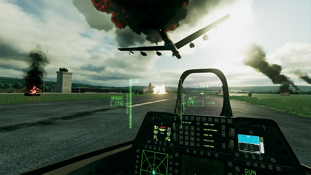 TGS 2018 - Ace Combat 7: Skies Unknown VR Mode & Pre-Order