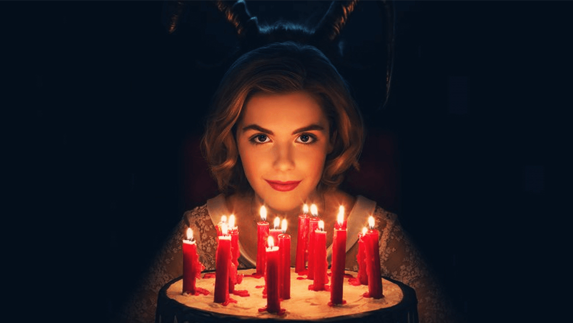 Sabrina The Teenage Witch Goes Edgy In New Netflix