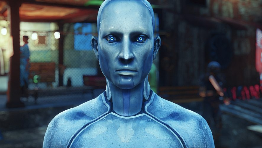 Fallout 4 Gets Spiced Up With Detroit Become Human-Inspired