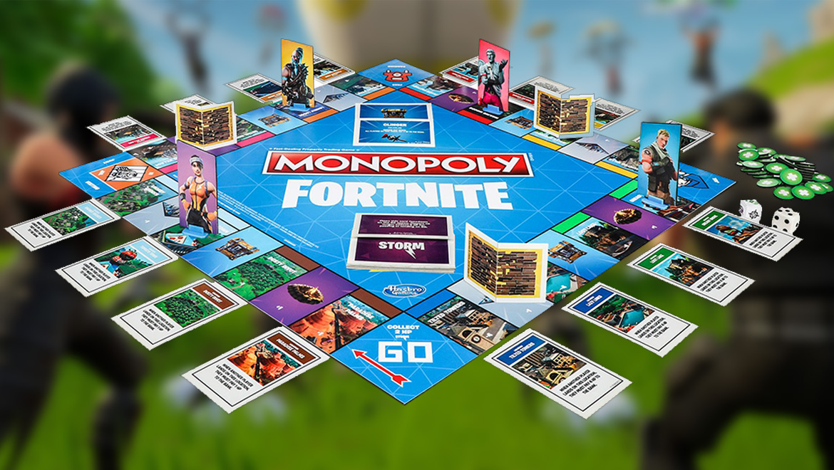 Gear Up Fortnite Nerf Blasters And Monopoly Board Are Coming To