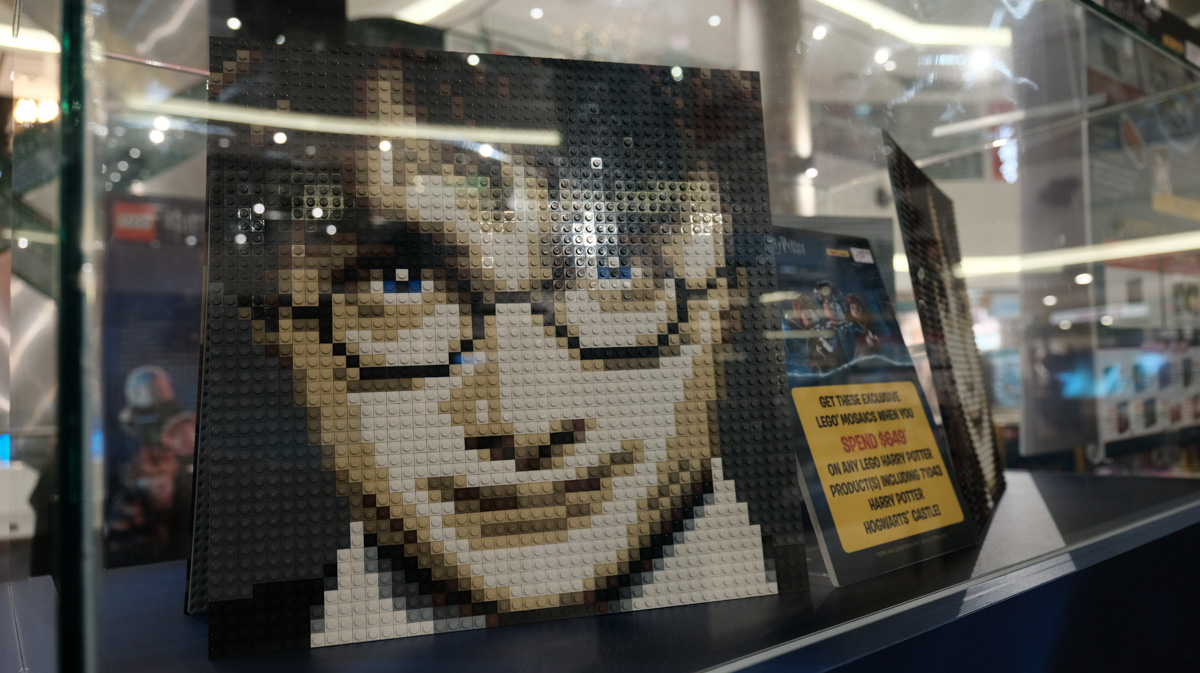 Lego Drives Massive Harry Potter Hype In Singapore With The 2018