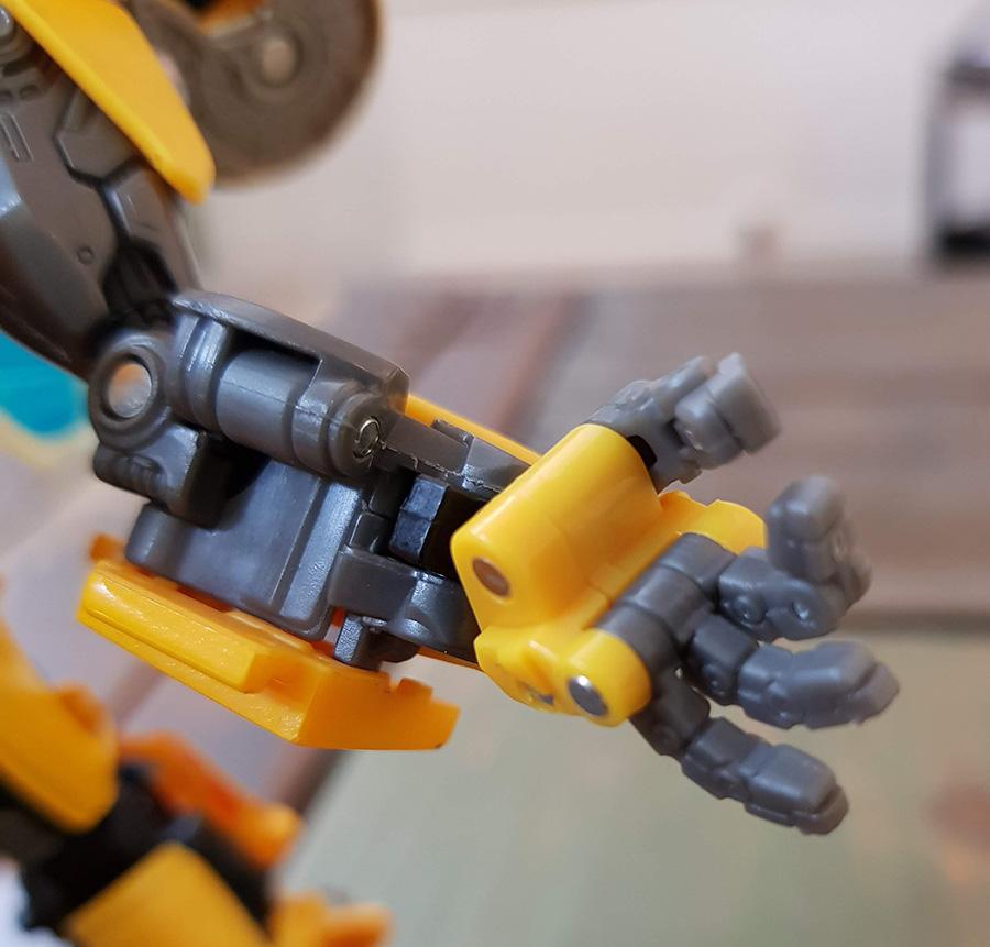Articulate fingers!