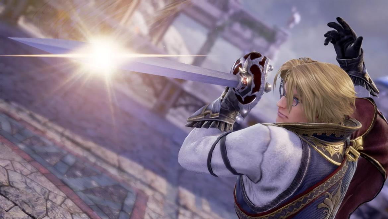 TGS 2018: Raphael Returns In Soulcalibur VI | Geek Culture