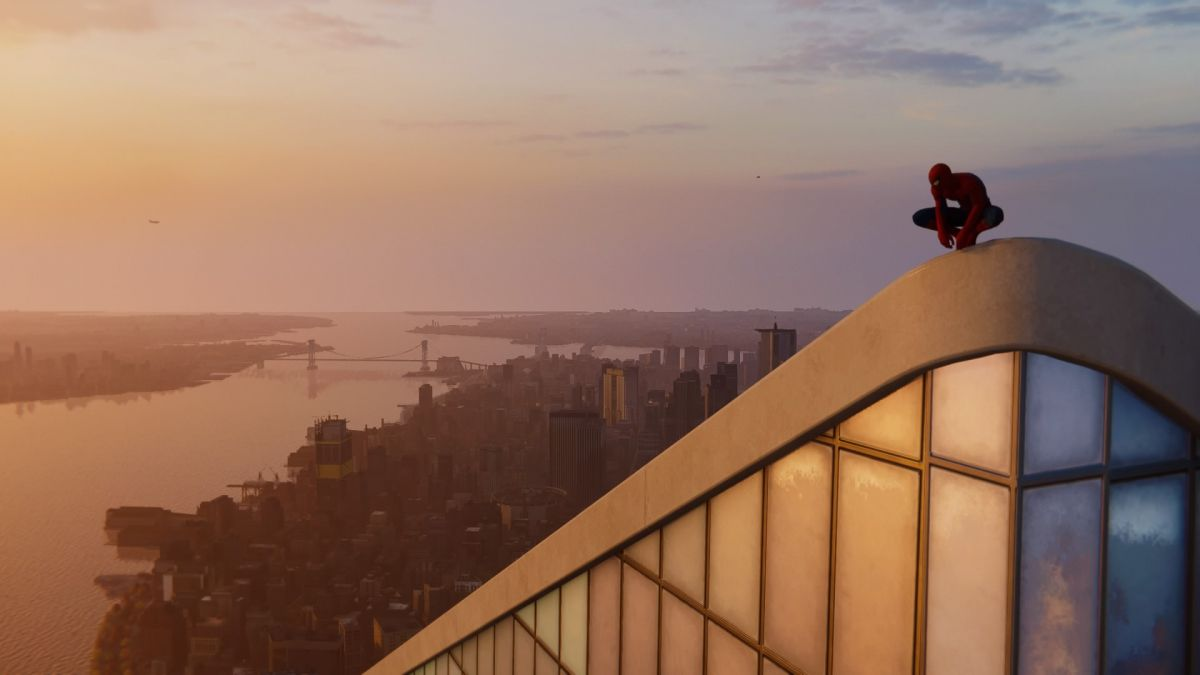 This Is Why Marvel's Spider-Man's Photo Mode Is One Of The