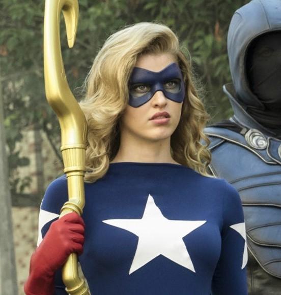 Stargirl in DC's Legends of TOmorrow