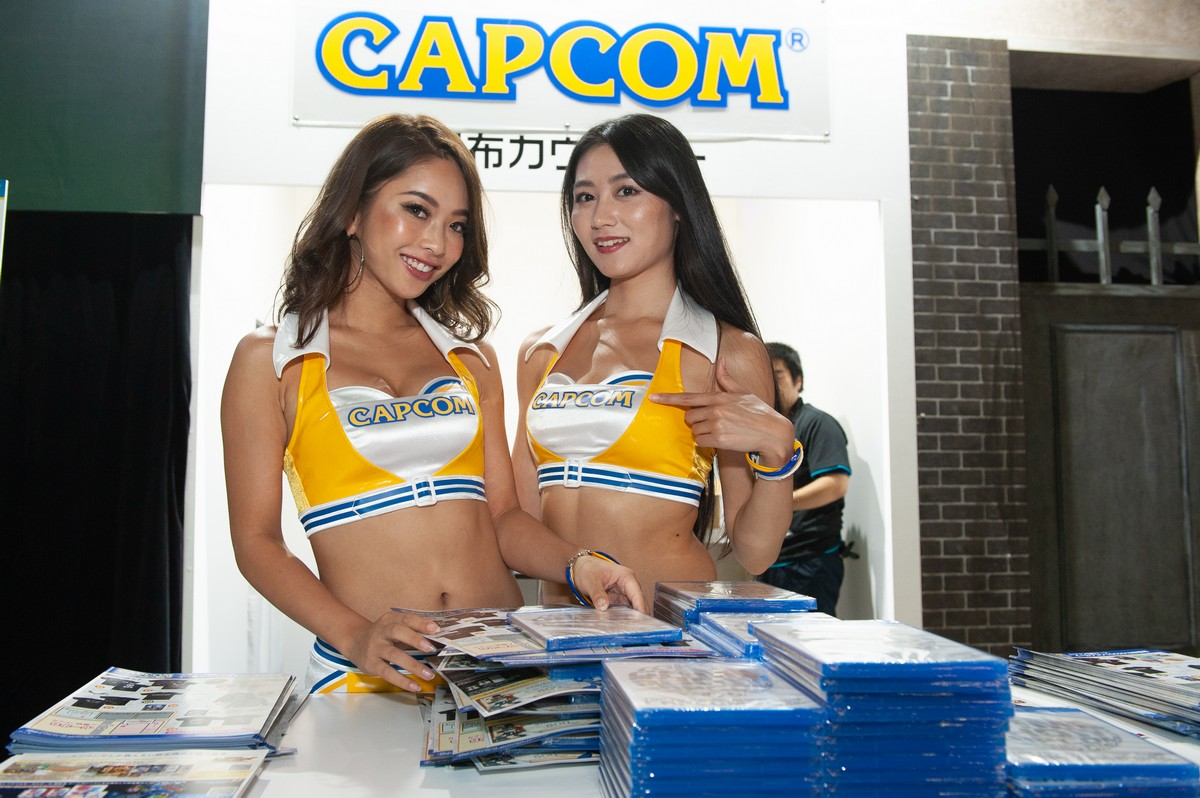 Free Babes Games tgs 2018: the booth babes of tokyo game show | geek culture