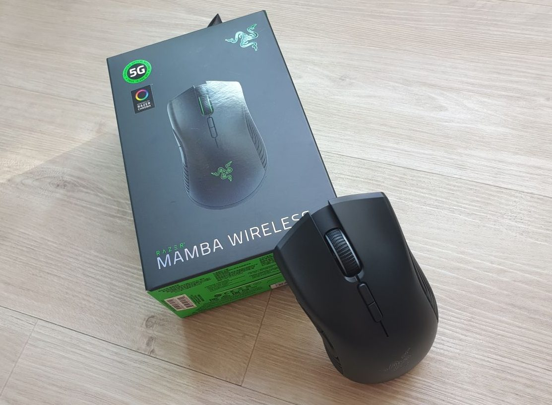 1613d00426f ... in the gaming peripherals market, and the Razer Mamba was easily one of  the best wireless gaming mice to hit the market upon release a few years  ago.