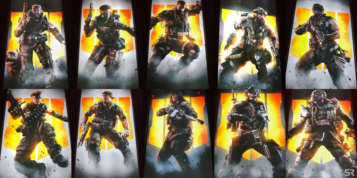 How Call of Duty: Black Ops 4 Is Breaking The Mould of FPS
