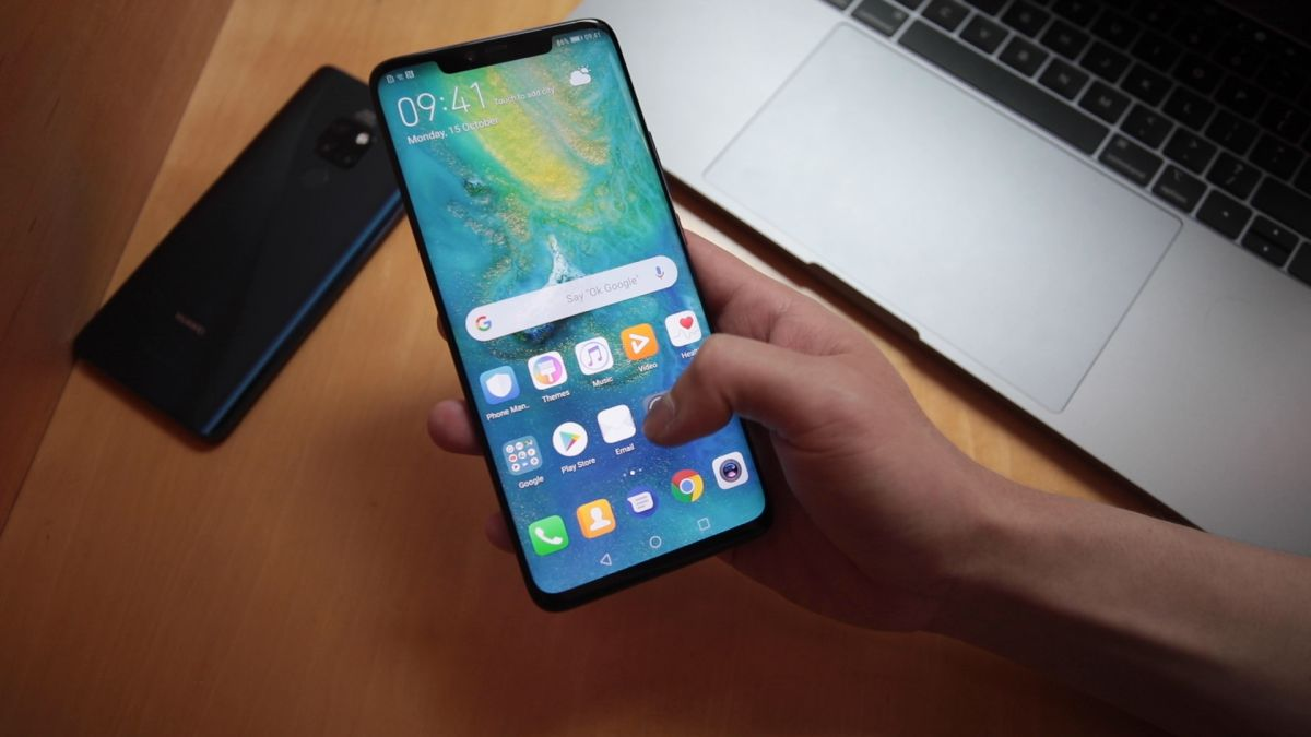 Geek Hands-On: Huawei Mate 20 Pro | Geek Culture