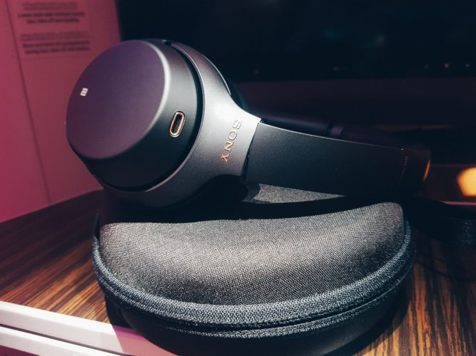 Geek Review: Sony WH-1000 XM3 Noise-Cancelling Bluetooth
