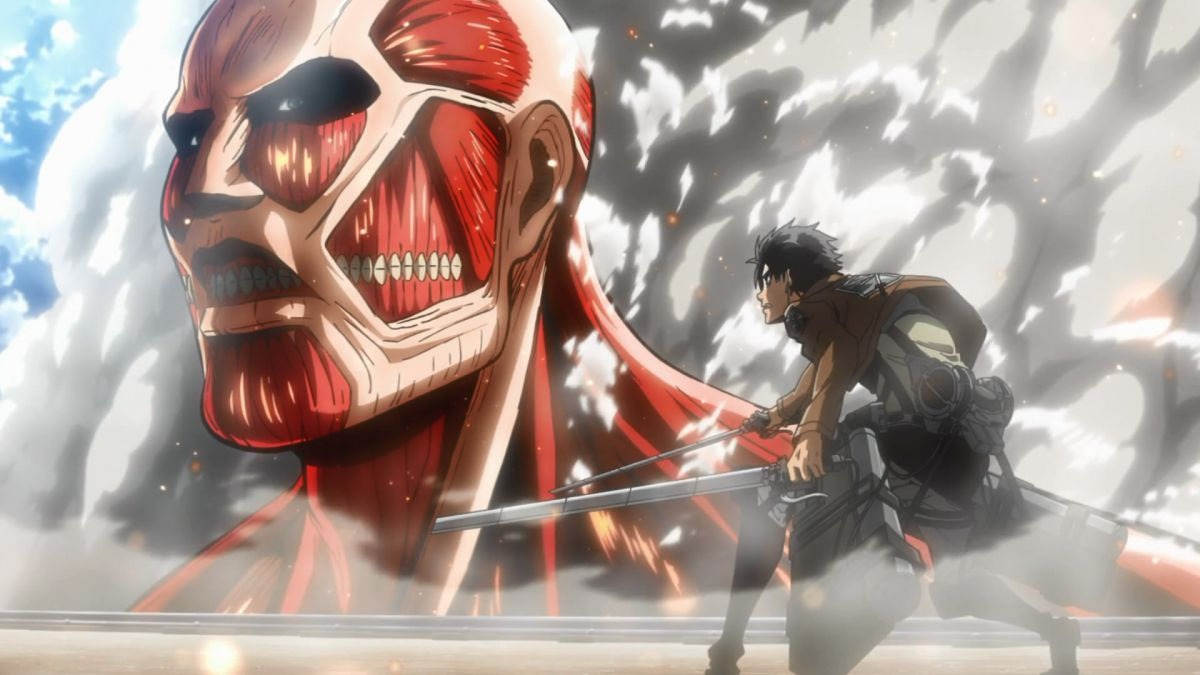 Attack on Titan Manga Ends In April 2021 After 11 Years ...