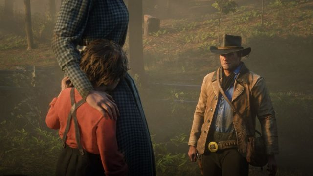 Red Dead Redemption 2's Navigation And Cooking Details ...