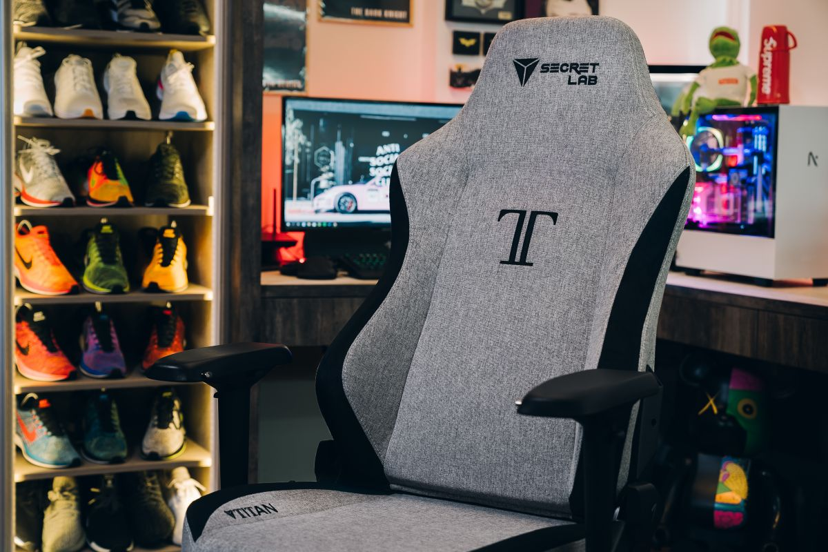 Secretlab Spins A New Softweave Fabric For Better Gaming