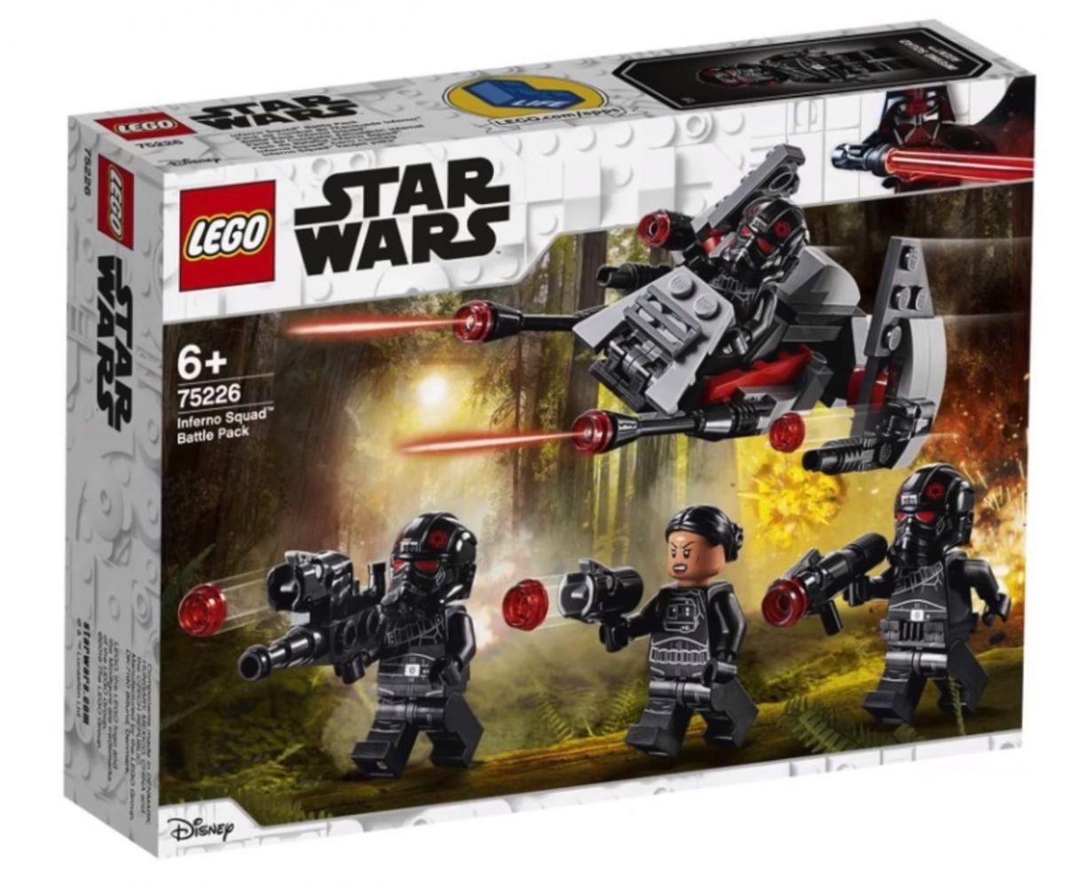 New 2019 LEGO Star Wars Sets Leaked! | Geek Culture