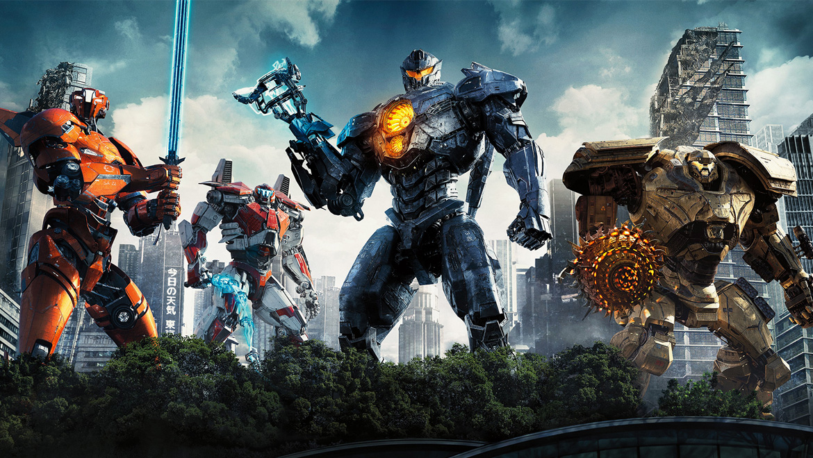 netflix announces upcoming pacific rim anime and 4 new
