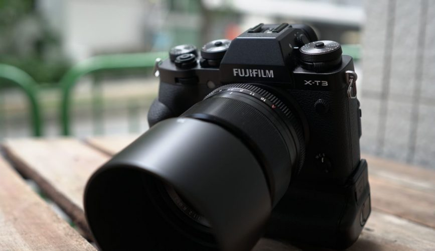 Geek Review: Fujifilm X-T3 | Geek Culture