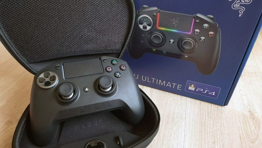 Geek Review: Razer Raiju Ultimate Controller | Geek Culture