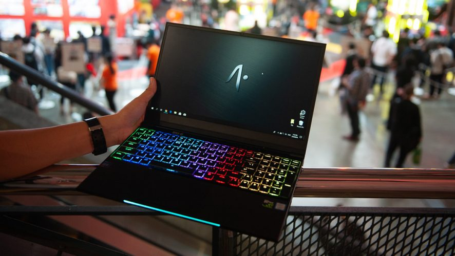 dd367fdb33b More Than Meets The Eye With The AFTERSHOCK APEX-15 Gaming Notebook ...