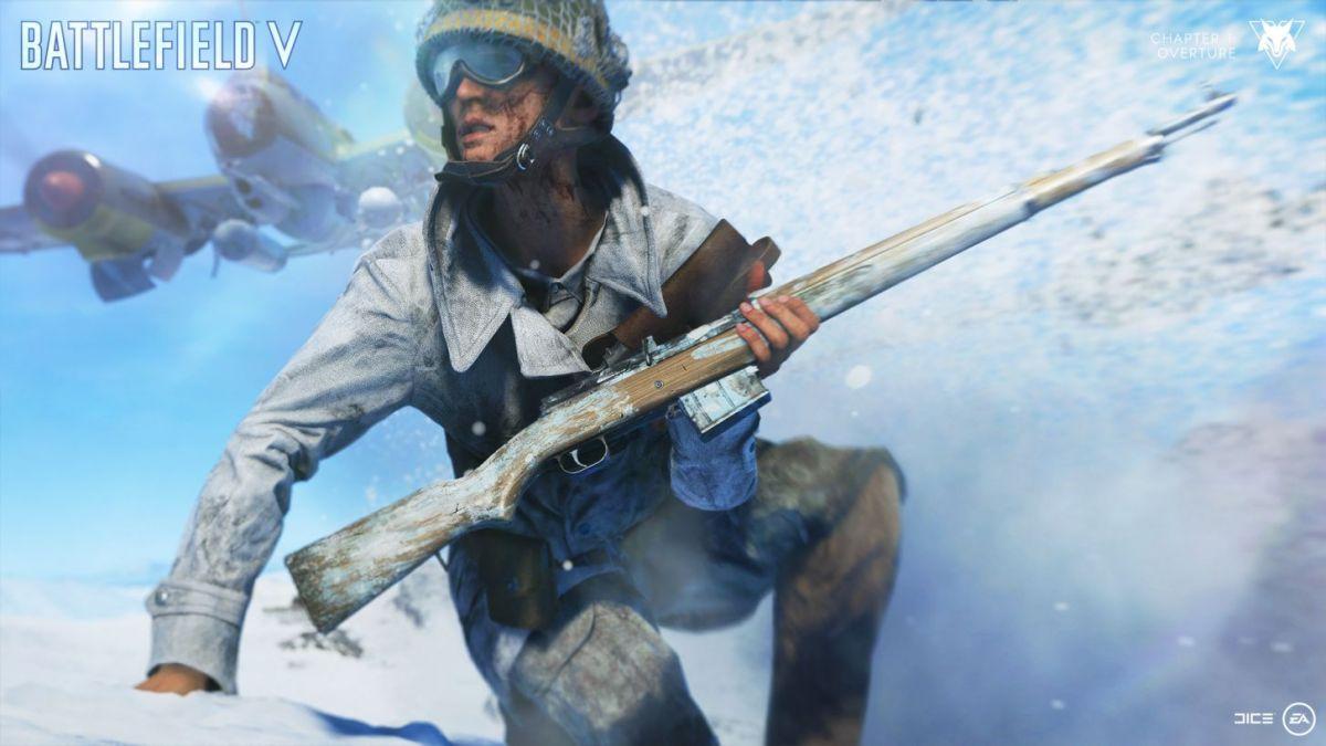 Battlefield V Support Unlocks