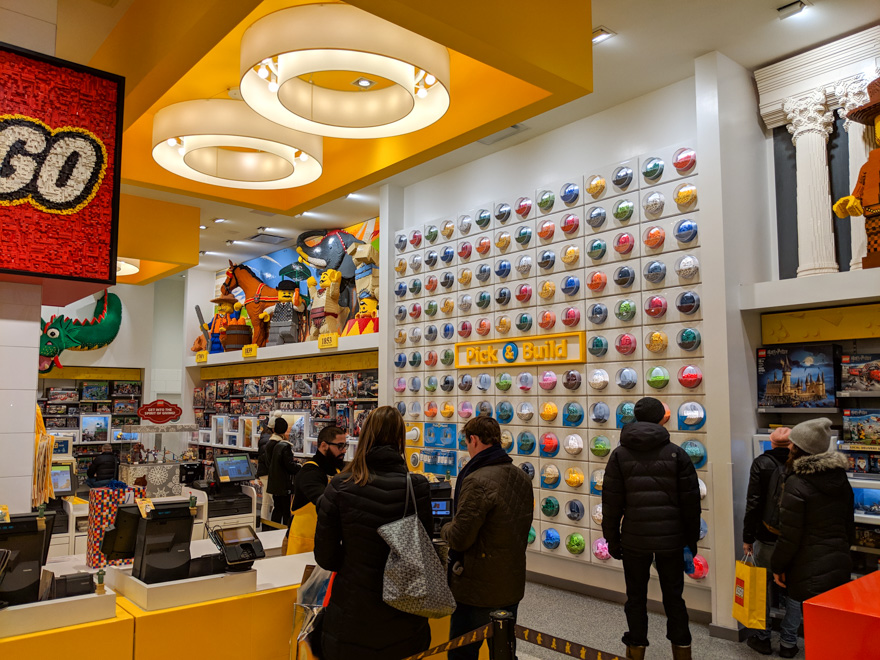 Geek's Guide to Toy And Comic Shopping In New York (2019